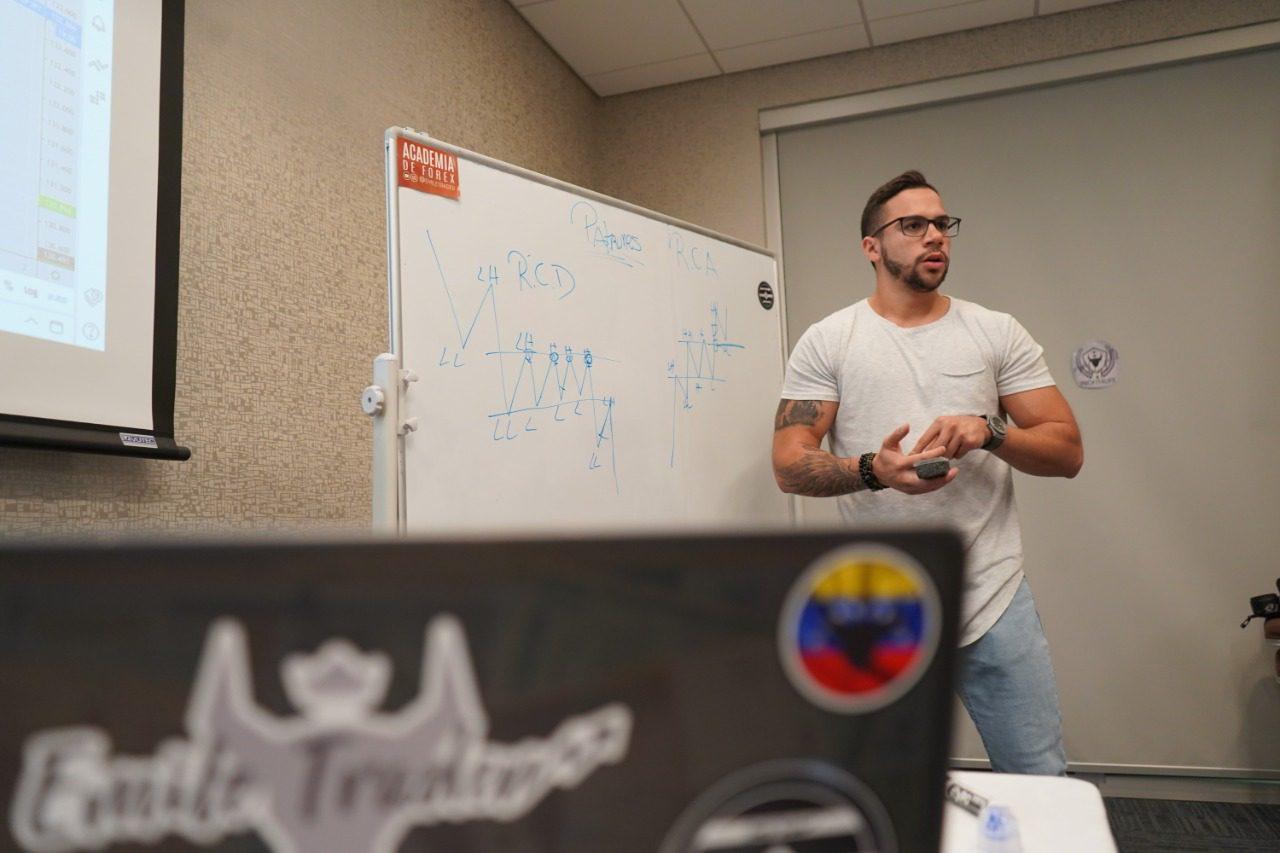 El venezolano que alcanzó el 'sueño americano' con el negocio cripto