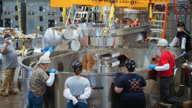 Crean el campo magnético de fusión, la fuente de energía limpia definitiva y sólo usa agua