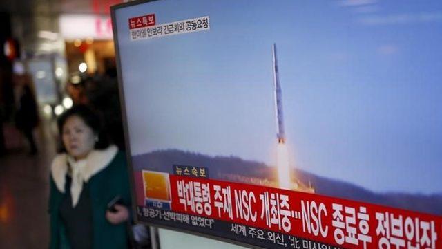 Corea del Norte se une a carrera para desarrollar un misil hipersónico