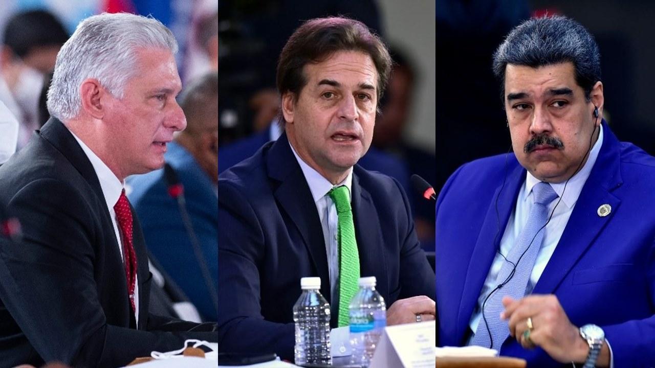 Cumbre de la Celac: surgen fricciones por Cuba y Venezuela