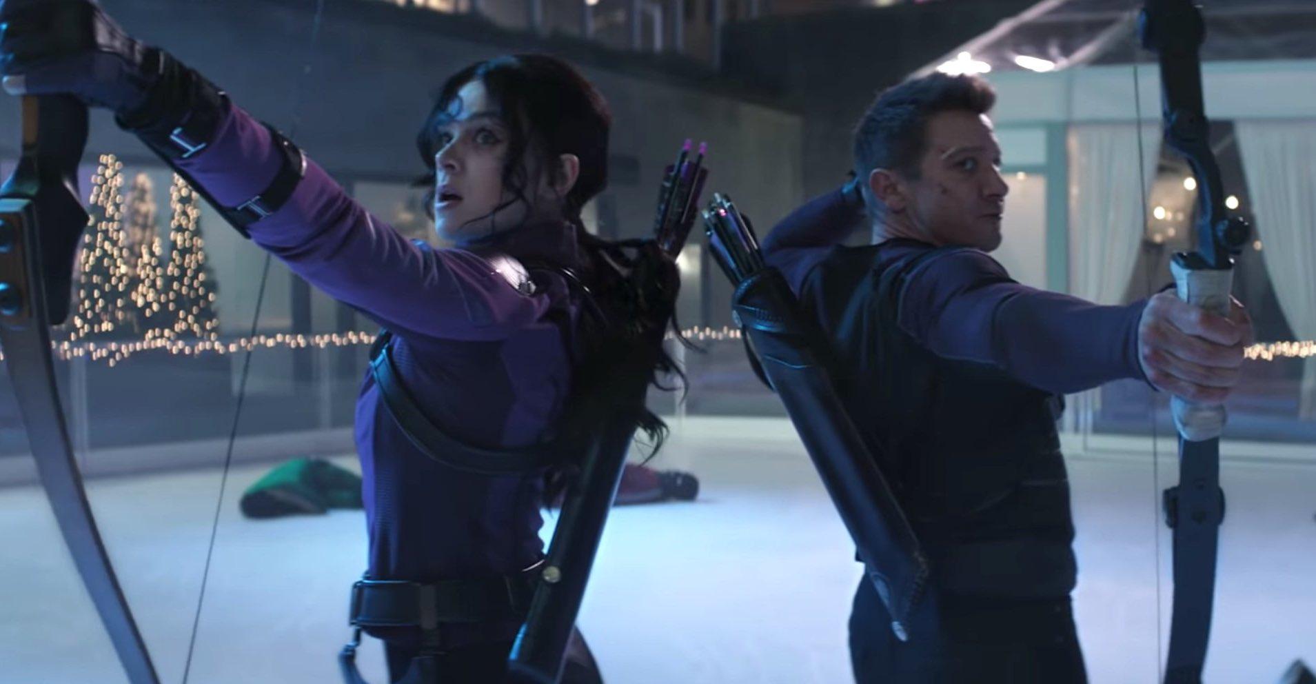 'Hawkeye', la próxima serie de Marvel revela su explosivo trailer oficial