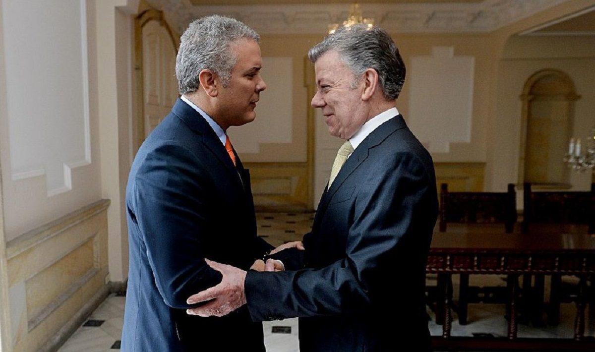 'Me duele ver a Duque haciendo el oso en las Naciones Unidas': Santos