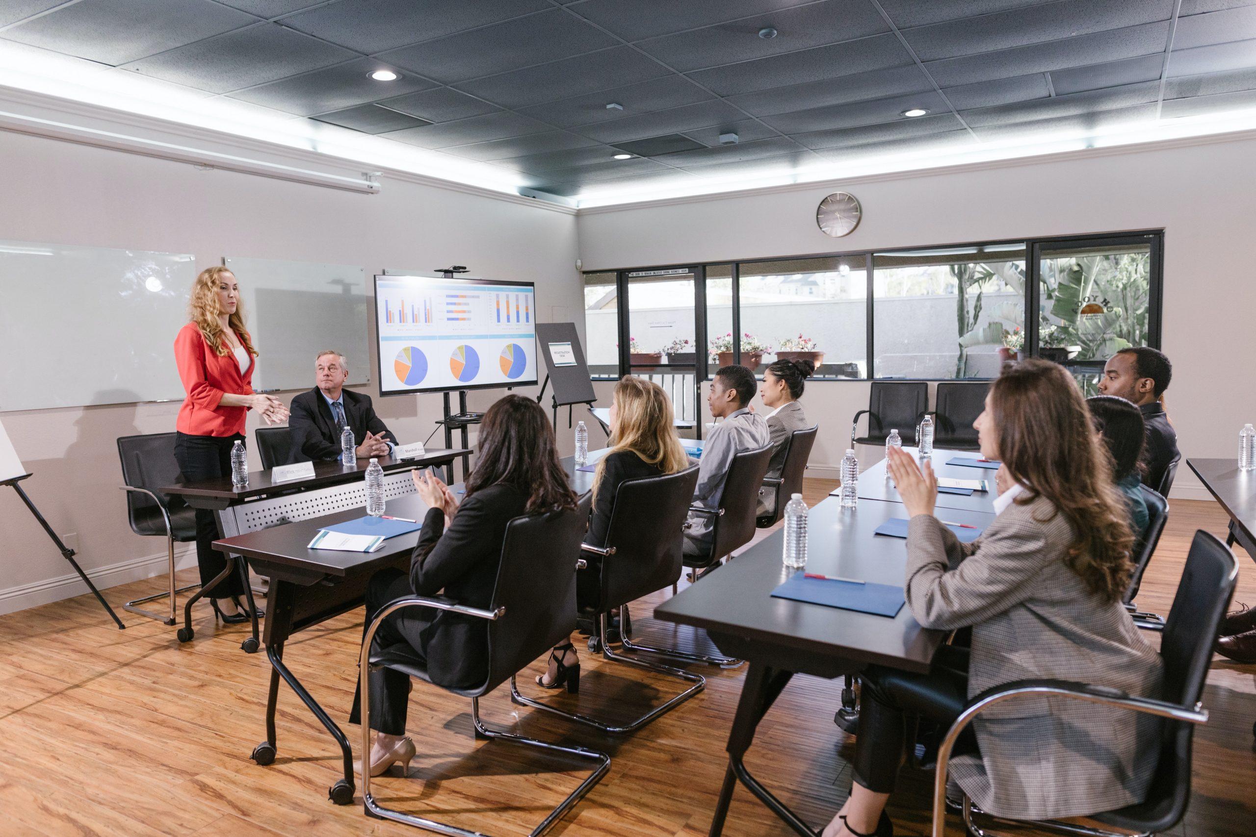 Espacios que fortalecen la comunidad empresarial