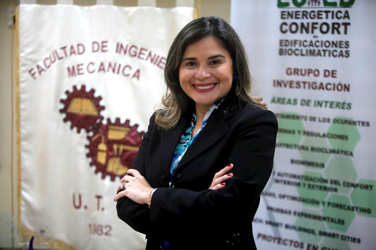 """""""En la vida todo es un reto"""", afirma galardonada científica panameña"""