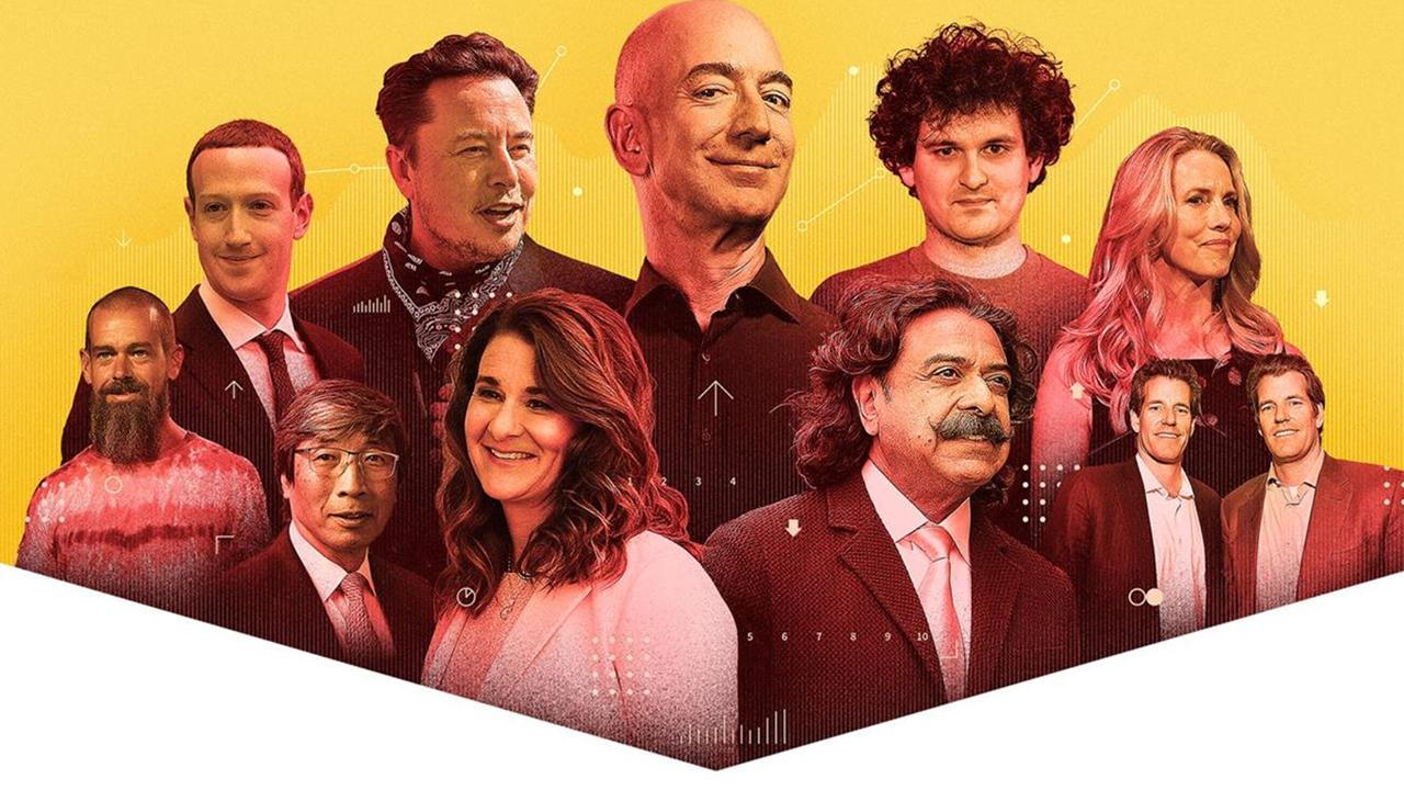 Forbes 400 2021: Estas son las 20 personas más ricas de Estados Unidos