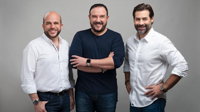 Los exitosos empresarios Juan José de Dios, Julio Zelaya y Sergio Paiz, son los fundadores y directivos de Bright Domino Corporate University.