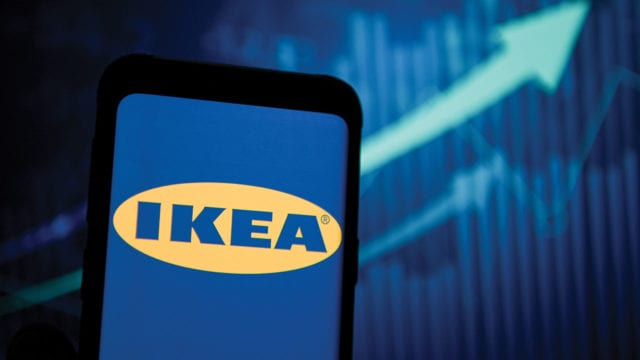 IKEA reporta ventas minoristas récord de 48,700 mdd en el año fiscal 2021