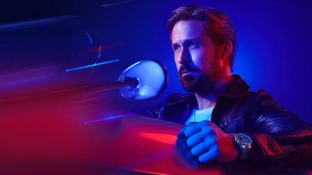 Ryan Gosling TAG Heuer