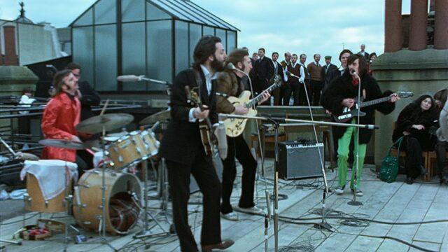 The Beatles Disney+