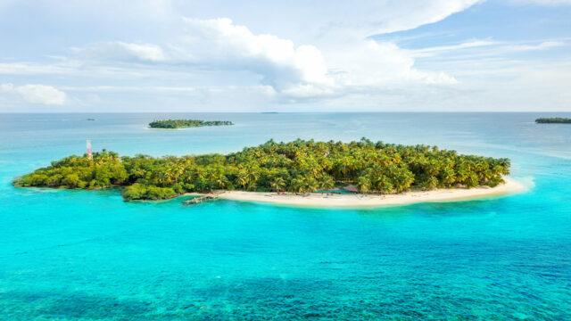 NIcaragua isla