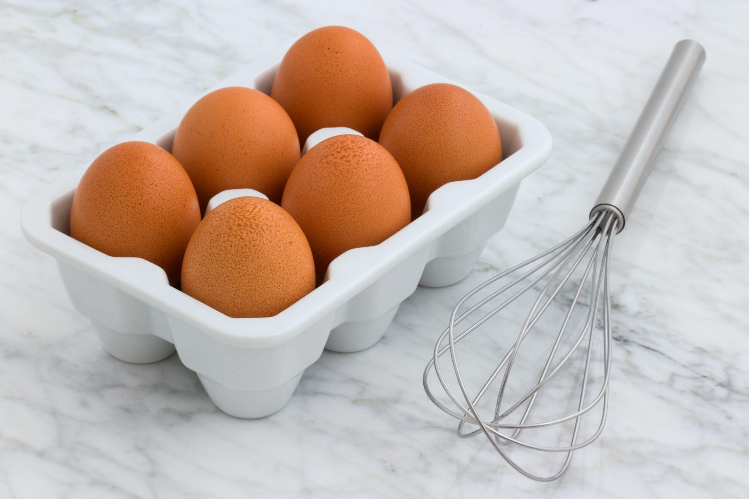 El huevo es bueno para el colesterol y el cerebro